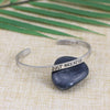 Just Breathe Mantra Bracelet