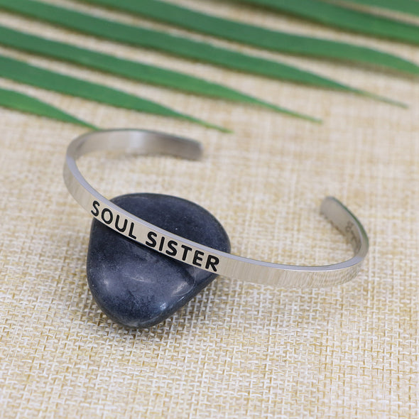Soul Sister Mantra Jewelry