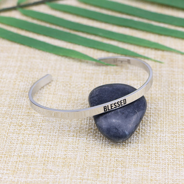 Blessed Mantra Bangle