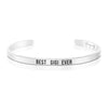 Best Gigi Ever Mantra Bracelet