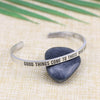 Good Things Come To Those Who Hustle Mantra Bangle