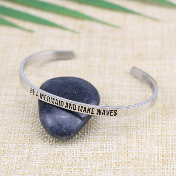 Be A Mermaid and Make Waves Jewelry