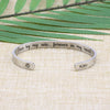 Kiki Memorial Gift Loss of Pet Inspirational Bracelet