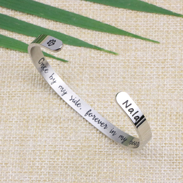 Nala Pet Memorial Jewelry Personalized Dog Sympathy Gifts