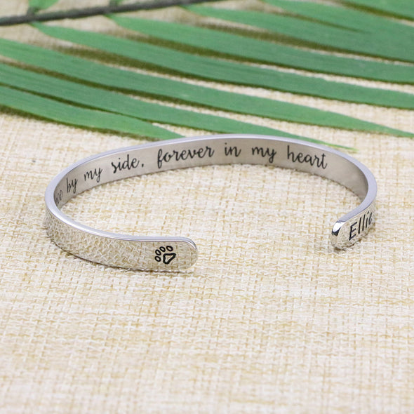 Ellie Pet Memorial Jewelry Personalized Dog Sympathy Gift