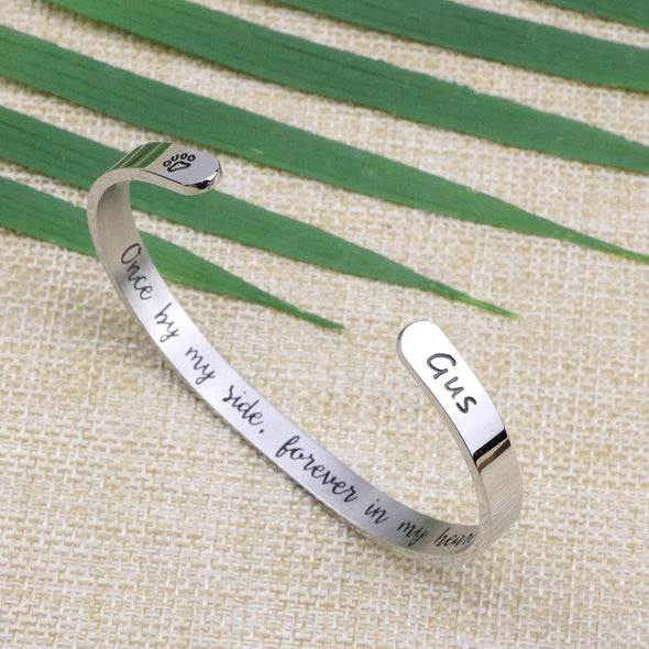 Dexter Pet Memorial Jewelry Personalized Dog Sympathy Gift