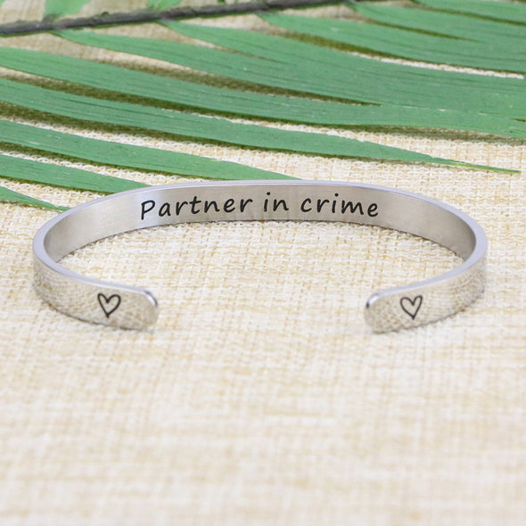Partners in Crime Bangle