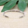 Not A Day Over Fabulous Mantra Bangle
