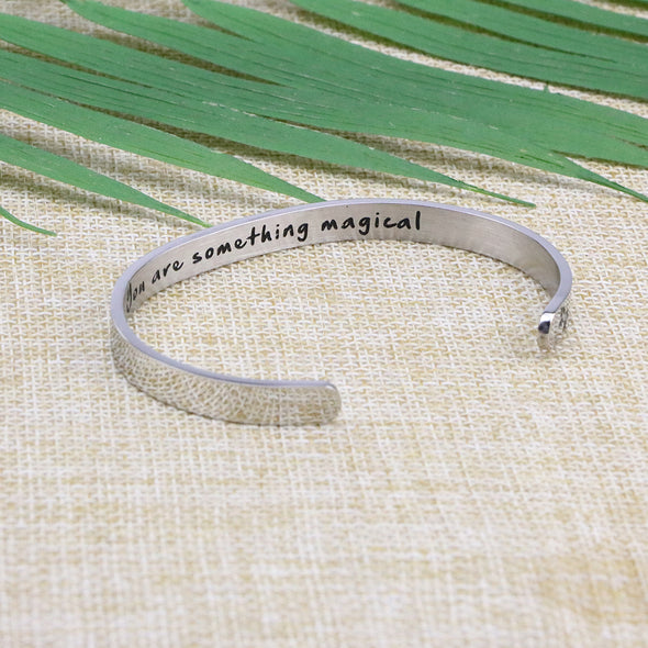 You Are Something Magical Unicorn Bracelets