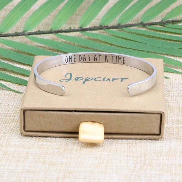 One Day At A Time Cuff