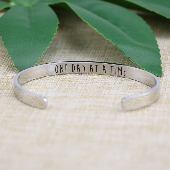 One Day At A Time Jewelry