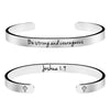 Inspirational Christian Bible Bangle