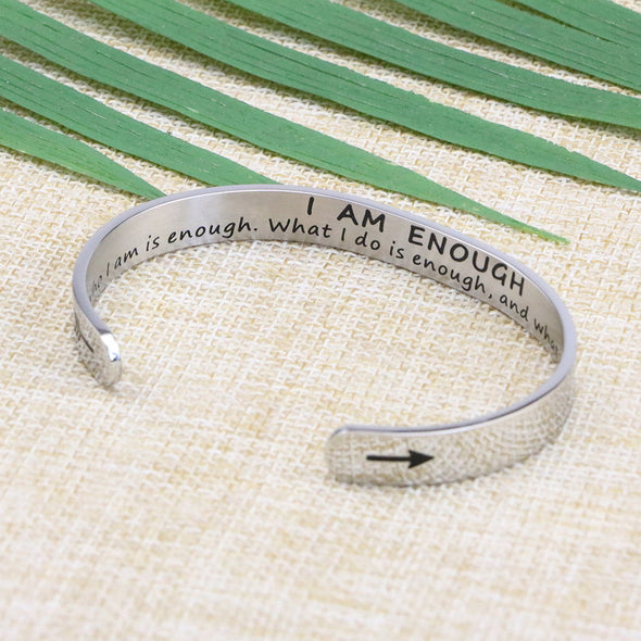 I am Enough jewelry