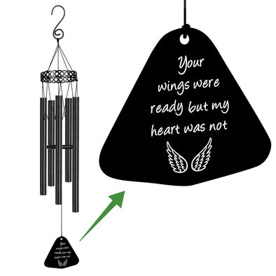 Your Wings Were Ready But My Heart Was Not Wind Chimes