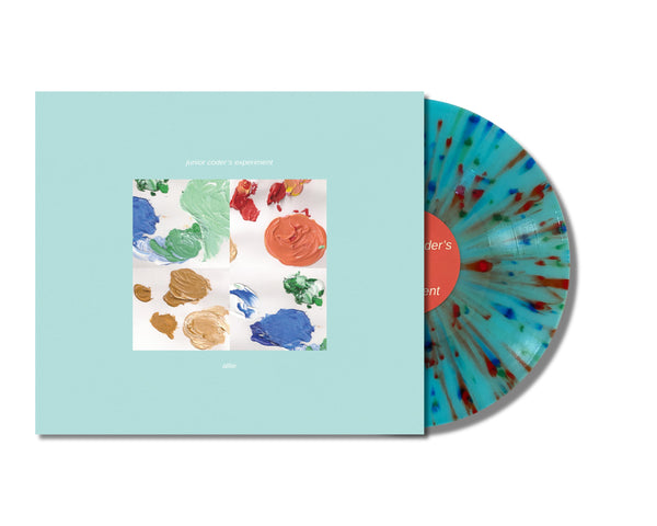 allie- Junior Coders Experiment LP (Limited to 100)