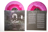 Taken - Carry Us Until There Is Nothing Left Vinyl LP
