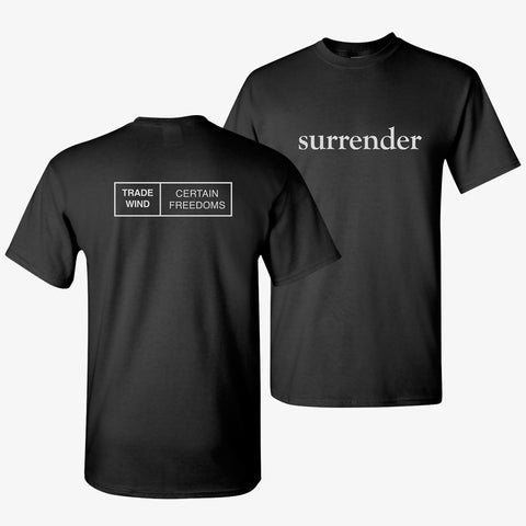 Trade Wind - Surrender Shirt (Black)