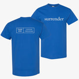 Trade Wind - Surrender Shirt (Royal Blue)