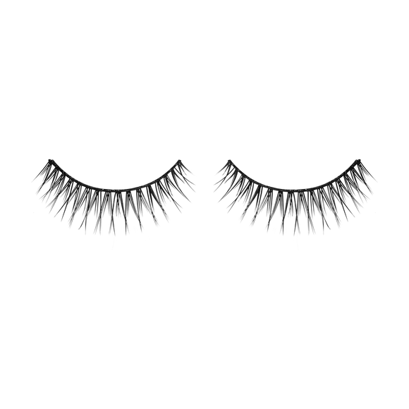 Luscious Strip Lashes with Eyelash Adhesive