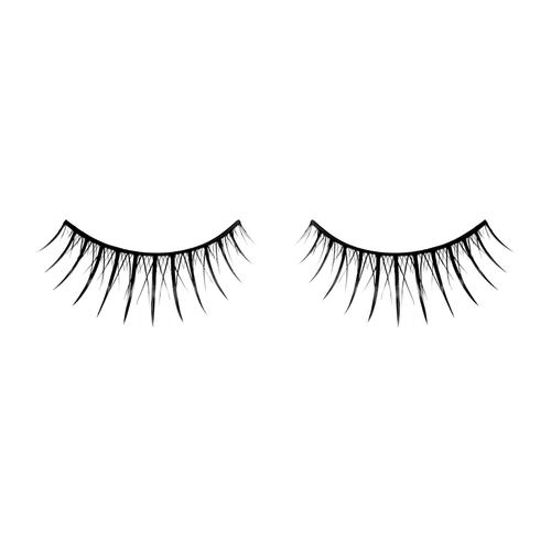Sizzle Strip Lashes with Eyelash Adhesive