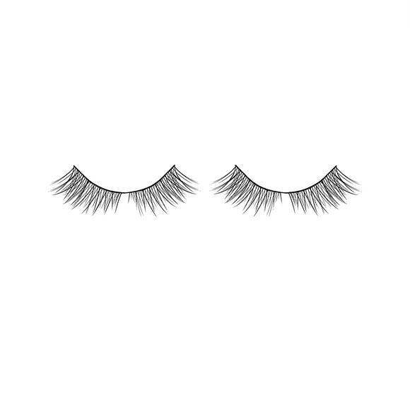 Tease Strip Lashes with Eyelash Adhesive
