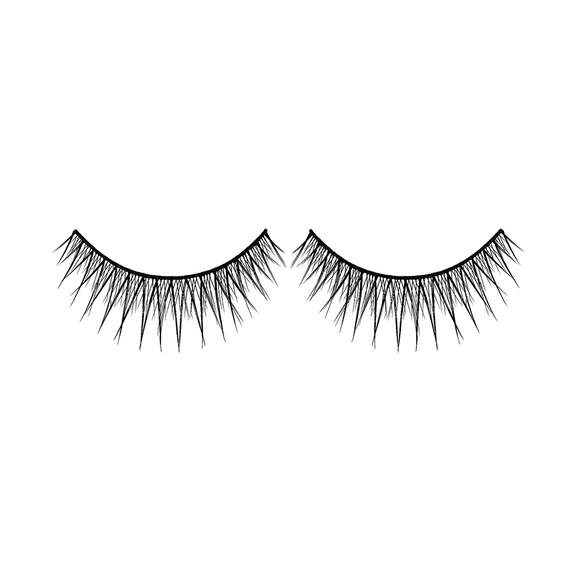 Working Girl Strip Lashes with Eyelash Adhesive