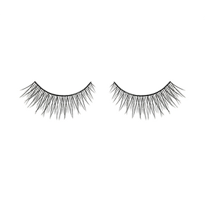Unforgettable Strip Lashes with Eyelash Adhesive