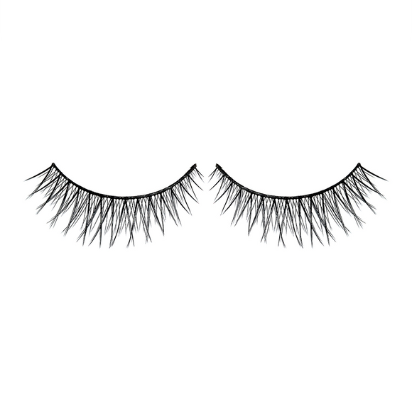 Flirt Strip Lashes with Eyelash Adhesive