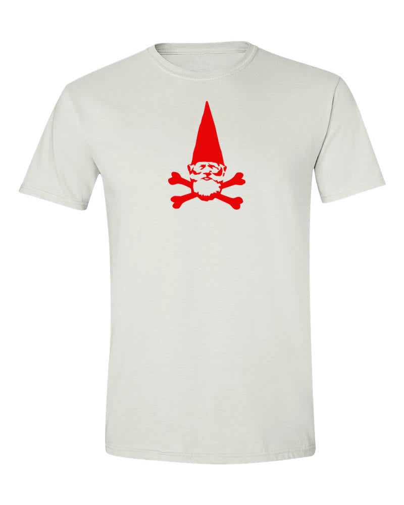 Cross Gnome T Shirt White