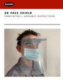 PPE - 3D Face Shield - Budmen (AM)