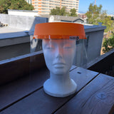 PPE - Visor with Disposable Shields - DtM NIH Supported (AM)