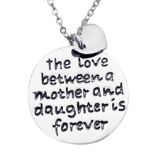 Load image into Gallery viewer, The Love Between a Mother and Daughter is Forever 3