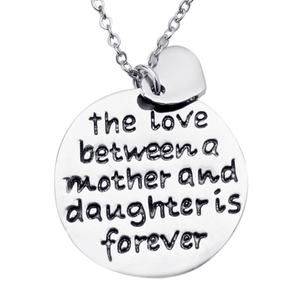 The Love Between a Mother and Daughter is Forever 3