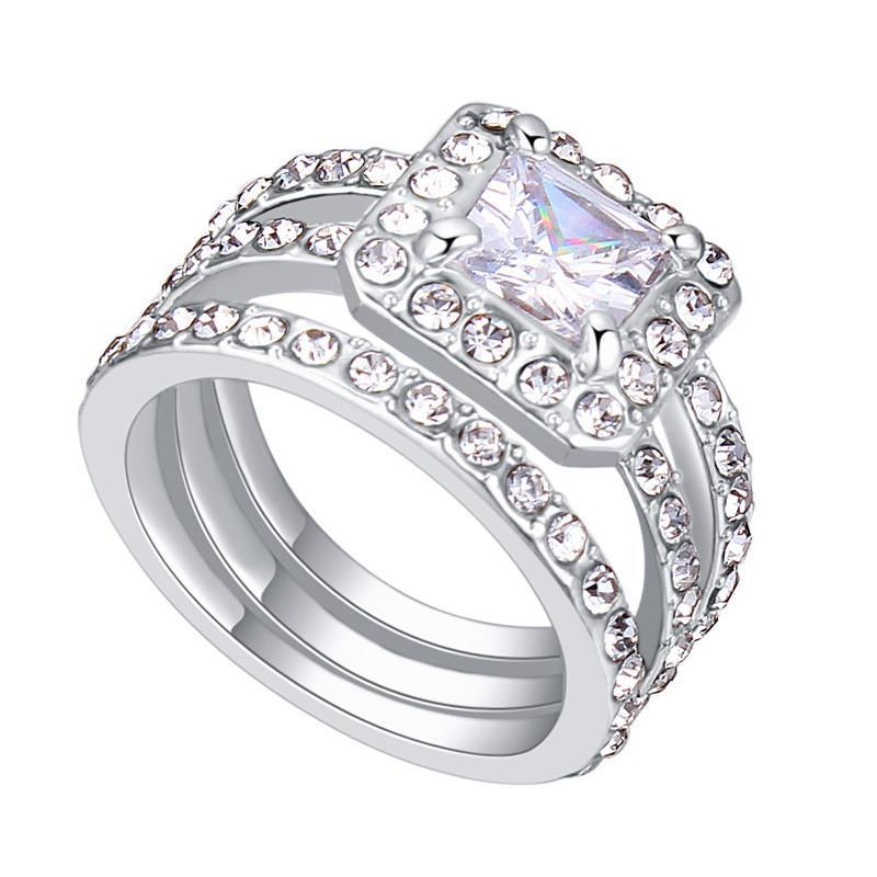 Women's Cubic  Luxury Ring