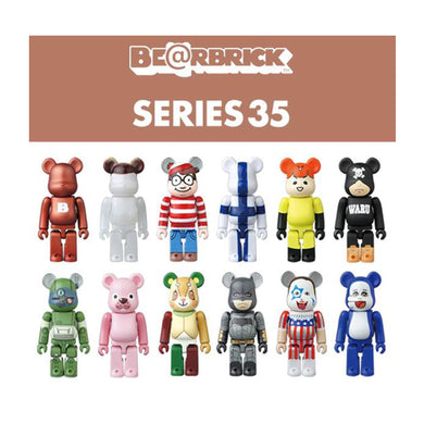 Bearbrick Series 35, Collectibles- dollarflexclub