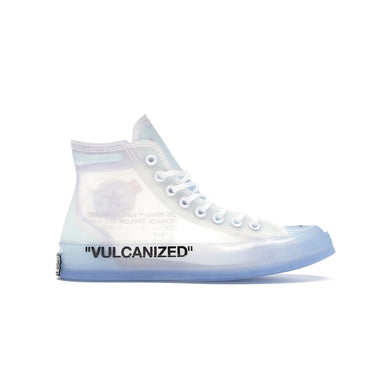 Converse Chuck Taylor All-Star Vulcanized Hi Off-White, Shoe- dollarflexclub