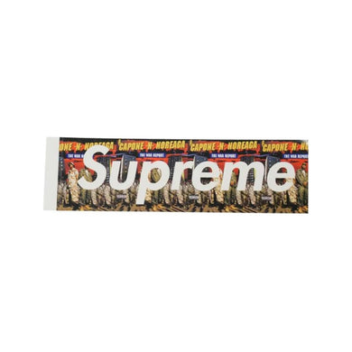 Supreme CNN Bogo Sticker, Sticker- dollarflexclub