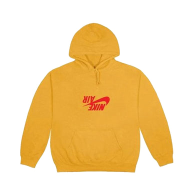 Travis Scott x Nike Jordan Cactus Jack Highest Hoodie -Yellow, Clothing- dollarflexclub