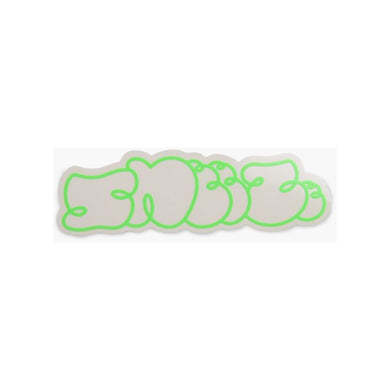 Sneeze Logo Sticker, Sticker- dollarflexclub