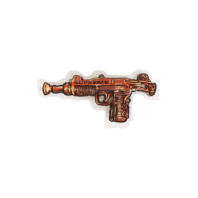 Uzi Sticker Red, Sticker- dollarflexclub