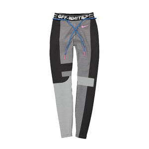 Nike x Off-White Leggings Black, Clothing- dollarflexclub