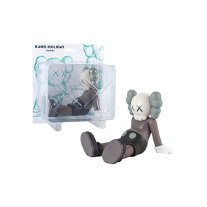 "KAWS Holiday Limited 7"" Vinyl Figure Brown, Collectibles- dollarflexclub"