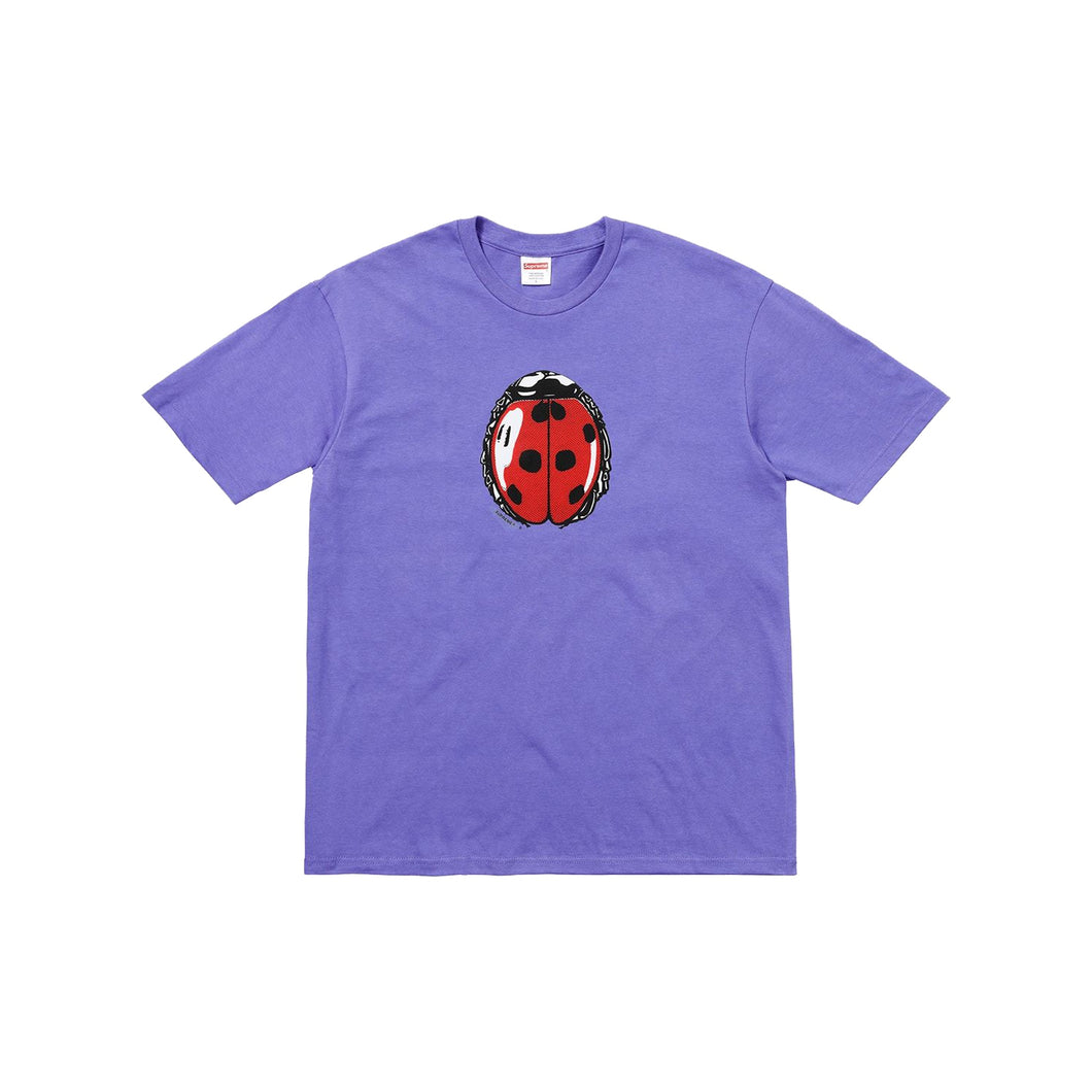 Supreme Ladybug Tee - Light Purple, Clothing- dollarflexclub