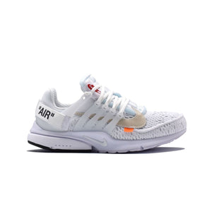 Nike x Off-White Air Presto White (2018), Shoe- dollarflexclub