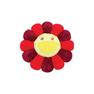 Takashi Murakami Flower 30CM Plush Red/ Yellow, Collectibles- dollarflexclub