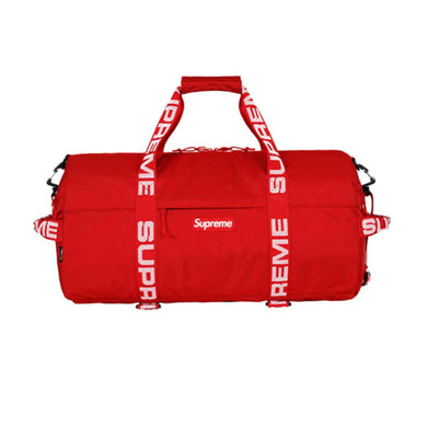 Supreme Duffle Bag Red, Accessories- dollarflexclub