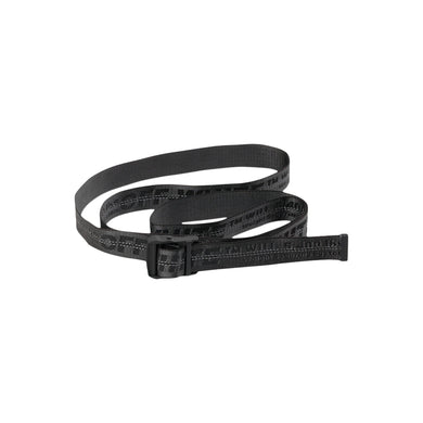 OFF-WHITE Industrial Belt (SS19) -Black, Accessories- dollarflexclub