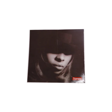 Mary J Blige Sticker, Sticker- dollarflexclub