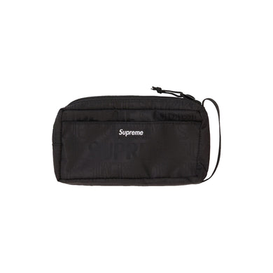 Supreme Organizer Pouch (SS19) Black, Accessories- dollarflexclub