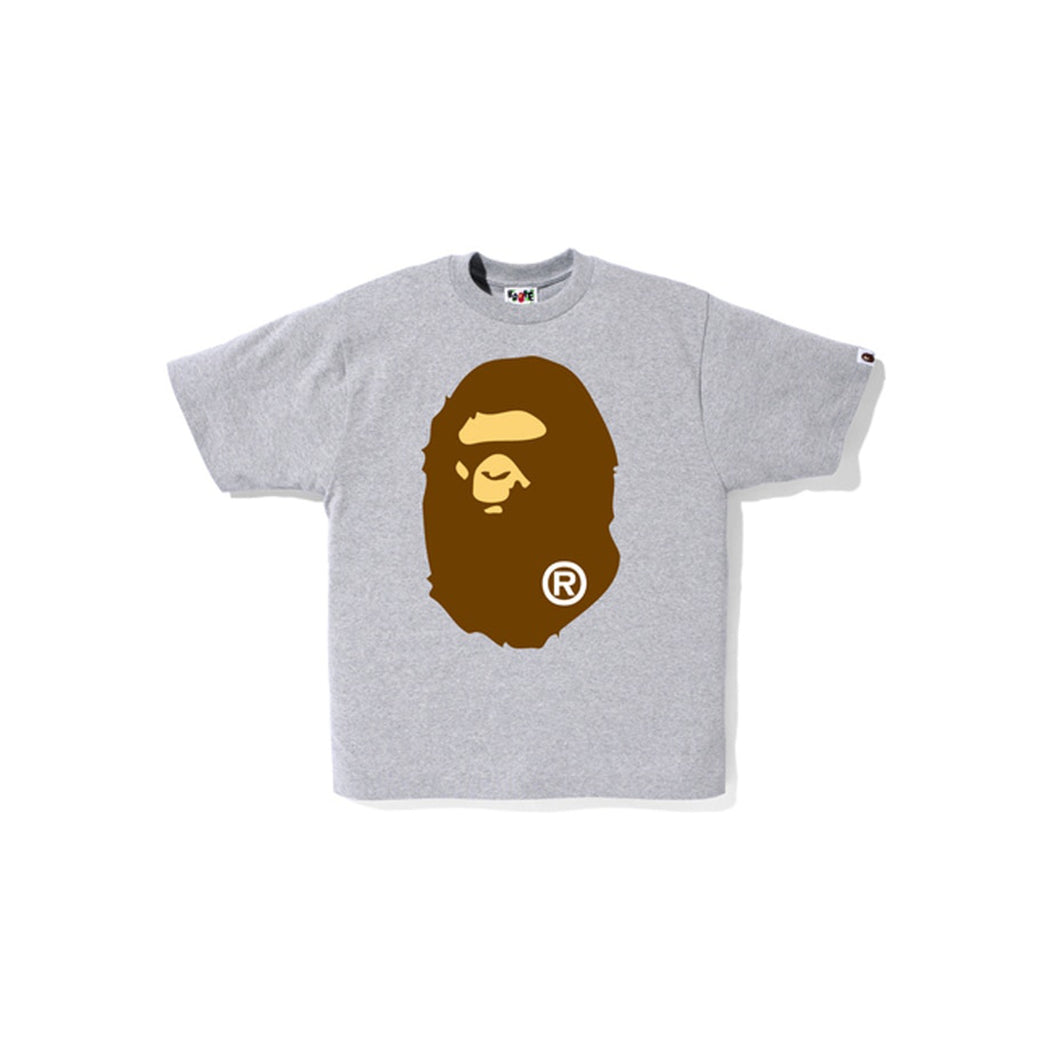 Bape By Bathing Ape Tee -Grey, Clothing- dollarflexclub